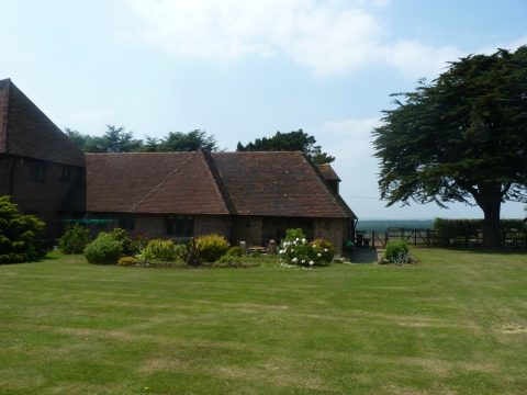 The Cottage at Friston Down - cottages with pools - Exclusively Short Lets